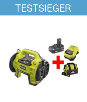 akku kompressor testsieger